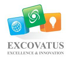 Logo Excovatus, Excellence Innovation, Unternehmensberatung Sozialimmobilienwirtschaft